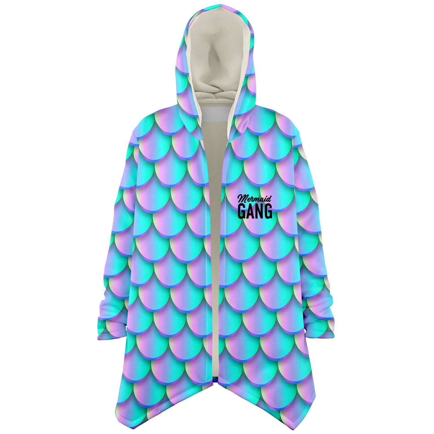 MERMAID GANG CLOAK