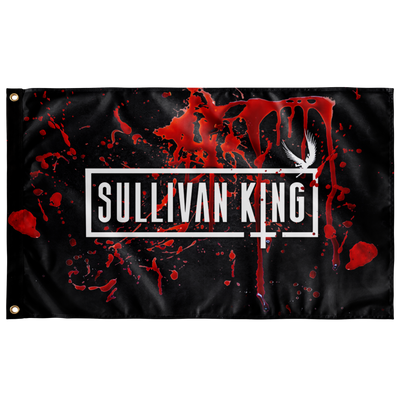 SULLIVAN KING CUSTOM FLAG