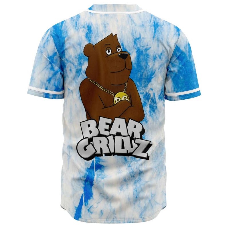 BEAR GRILLZ CUSTOM JERSEY
