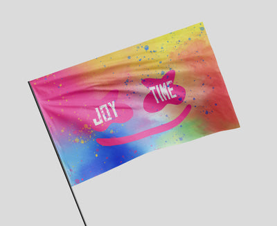JOY TIME FLAG