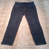 Jag Jeans High Rise Slim Ankle Blue Jeans Size 4
