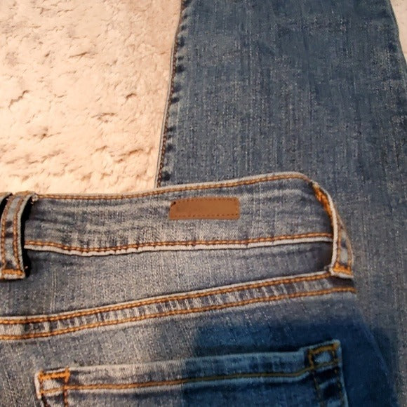 Kut From The Kloth Diana Skinny Blue Jean's Size 2
