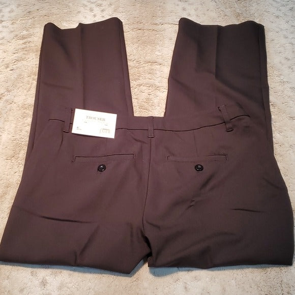 NWT Christopher & Banks Black Everyday Trouser Pants