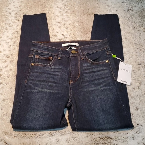 NWT Sam Edelman Stiletto High Rise Skinny Ankle Jeans Size 00