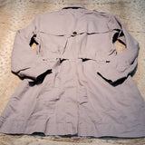 Cabi Tanner Thin Trench Coat Top or Jacket Size XS