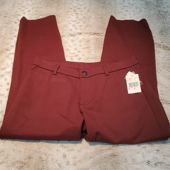 NWT Kut From The Kloth Rust Skinny Dress Pants Size 10