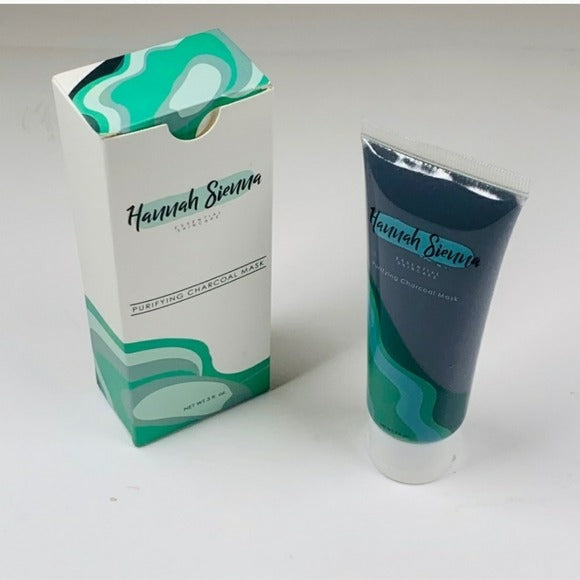 NWT Hannah Sienna Skin Care Purifying Charcoal Mask