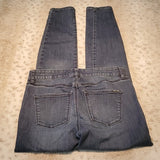 WHBM The Jegging Skinny High Rise Long Jeans Size 0L