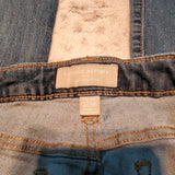 Banana Republic Slim Boot Cut Mid Rise Jean's Size 27
