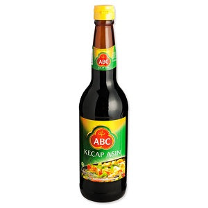 ABC SALTY SOY SAUCE 625ML  ABC咸酱油625毫升
