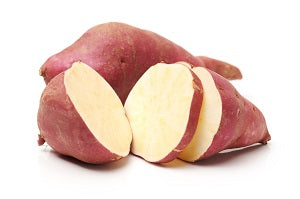 SWEET POTATO RED /KG  紫色皮番薯/公斤