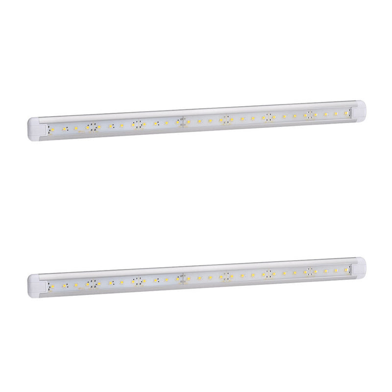Narva High Powered LED Strip Lamp, 500mm x 33mm Long, 12 Volt Pair Narva