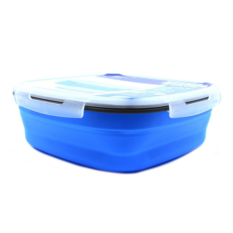 Collapsible Cake Container