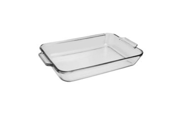 Anchor Glass Bake Dish, 3qt