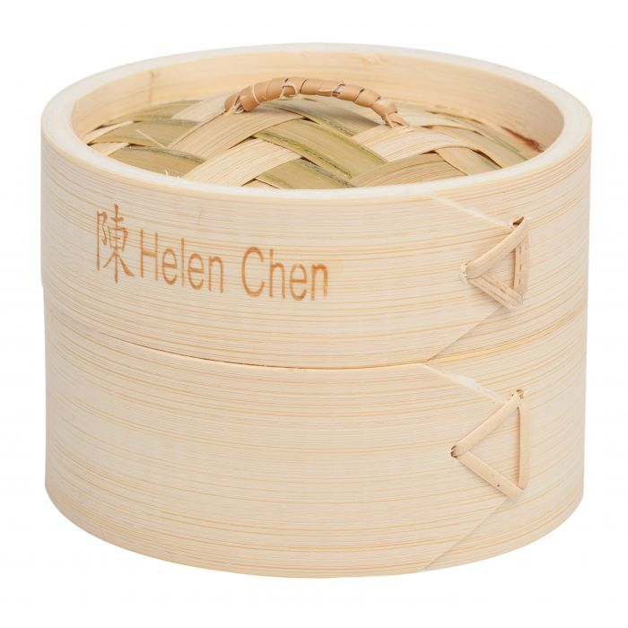Helen's Asian Kitchen Dim Sum Bamboo Steamer
