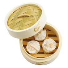 Load image into Gallery viewer, Helen's Asian Kitchen Dim Sum Bamboo Steamer
