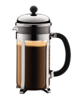 Bodum Chambord French Press w/Shatterproof Tritan Beaker, 3 Cup