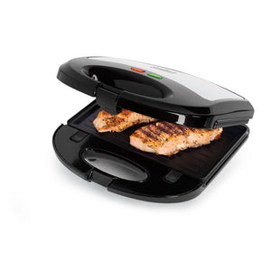 Salton 3-in-1 SS Electric Grill