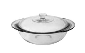 2qt Covered Casserole w/ Cover
