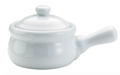 HIC Kitchen Onion Soup Crock (With Lid)