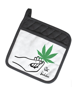 "Twisted Wares ""Pot Holder"" Potholder"