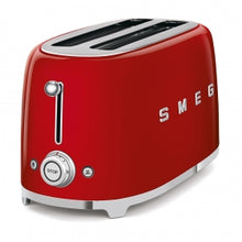 Load image into Gallery viewer, Smeg 4x2 Slice Toaster