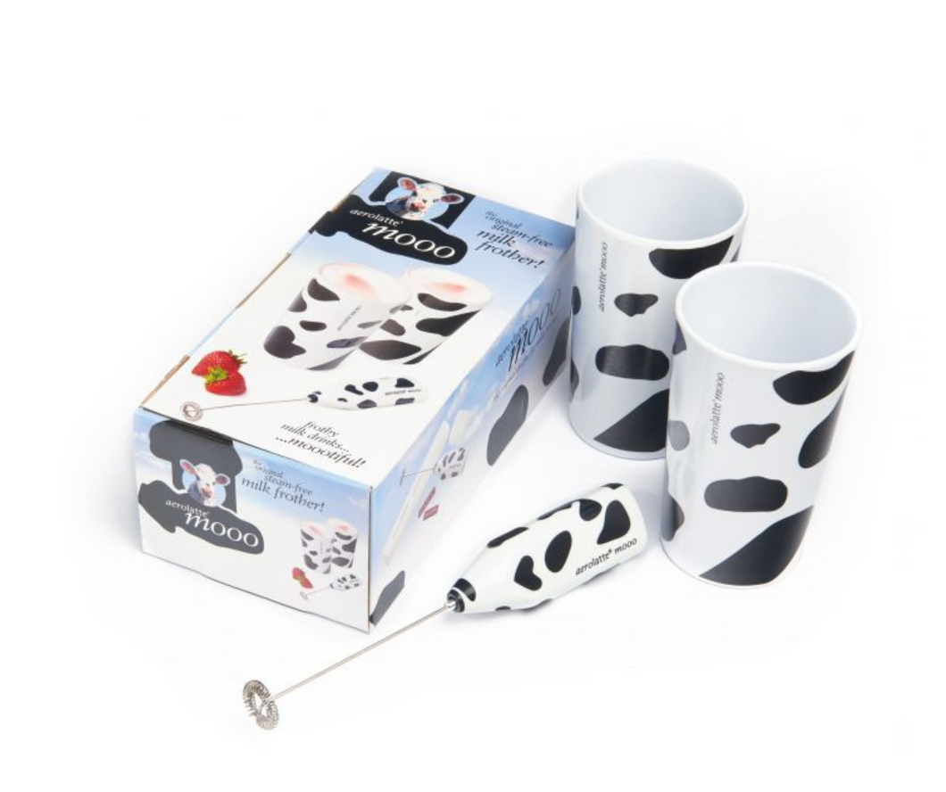 Aerolatte Moo Frother w/2 Mugs