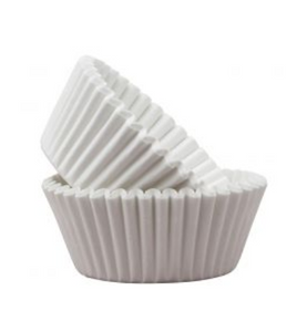 Baking Cups- White