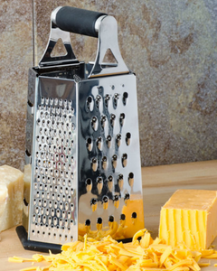 Tablecraft 6-Sided Non-Slip Grater