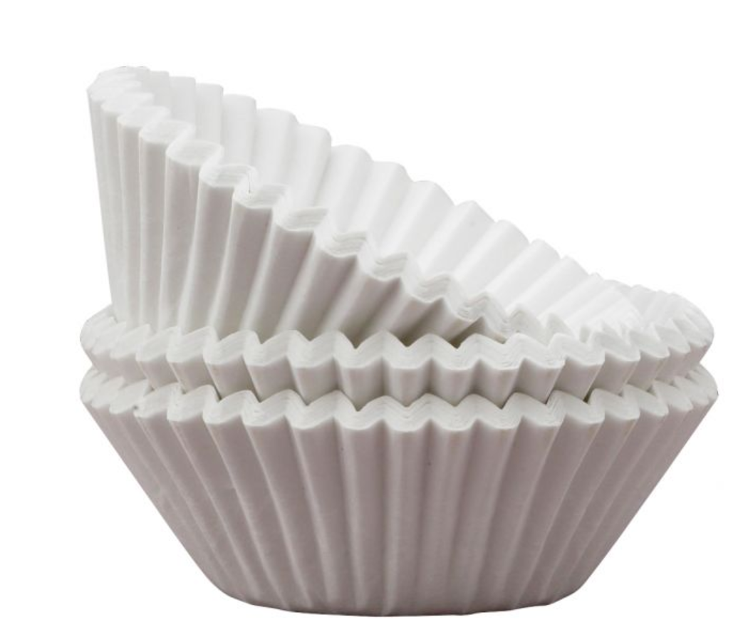 Mrs. Anderson's Baking Mini Muffin Paper Baking Cups, Set of 75