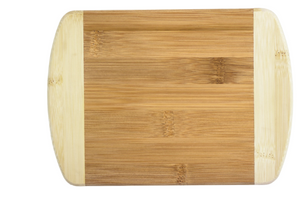 Totally Bamboo Bamboo Cutting & Serving Board