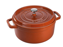 Load image into Gallery viewer, Staub 4 Qt Round Cocotte