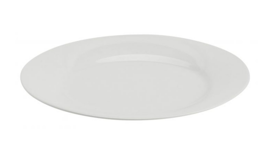 HIC Kitchen Rim Salad Plate, 7.5in