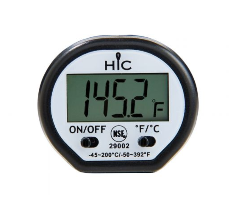 HIC Kitchen Instant Read Digital Thermometer