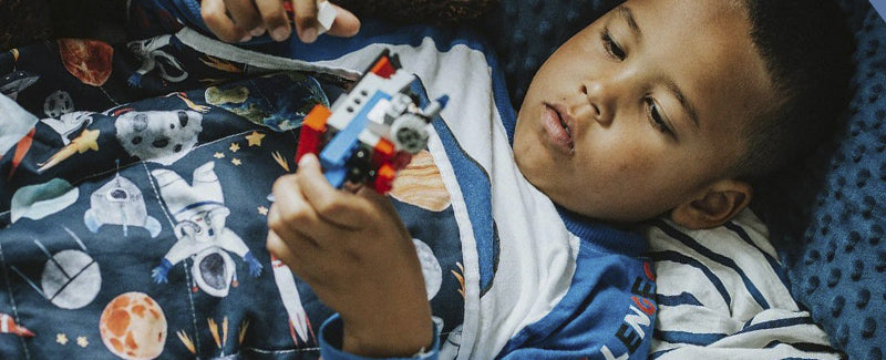 Are weighted blankets safe for kids ADHD?