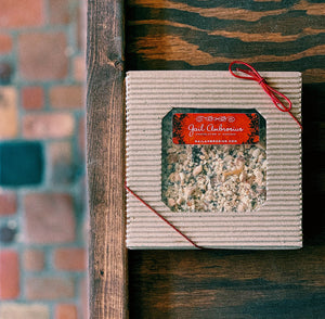 Almond Toffee Bark - Lark Market