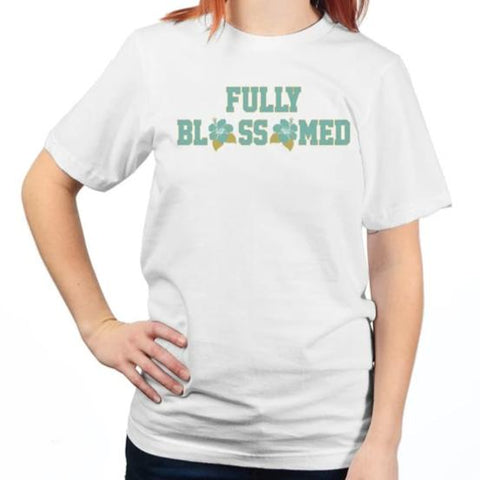 Fully Blossomed Tee