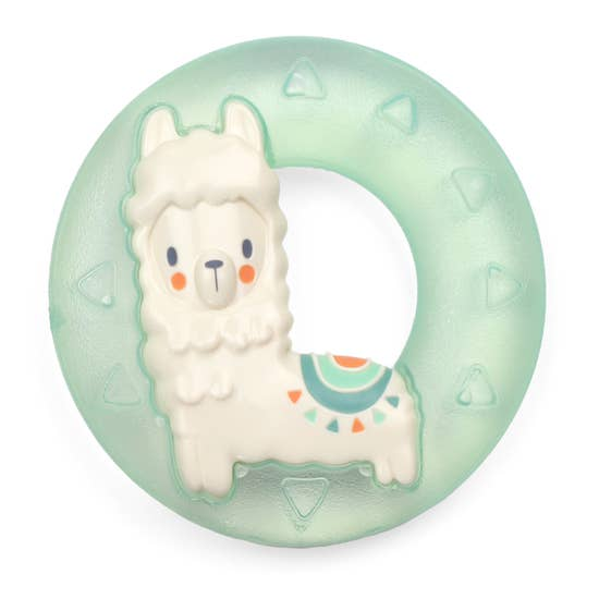 Water Filled Teether Llama