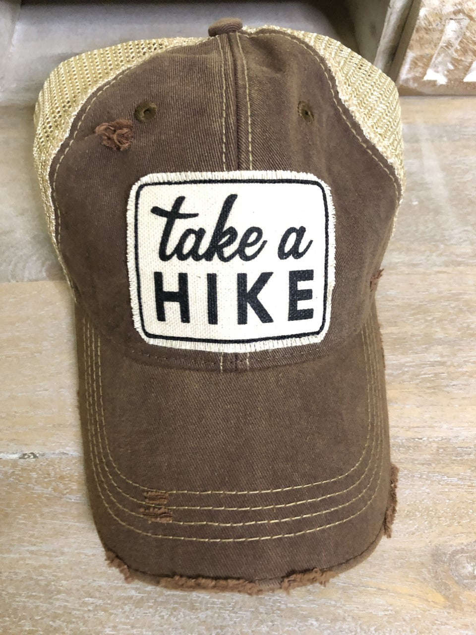 LHC- Take a Hike Brown