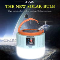 Outdoor Solar LED Bulb Light