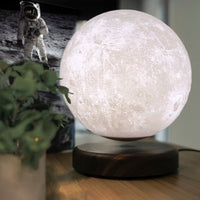 Magnetic Levitating Moon Lamp