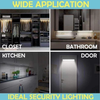 SIMPLEHOME™ LED MOTION SENSOR LIGHTS WITH HOOKS