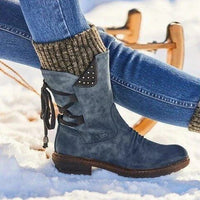 Arch Support Warm Boots