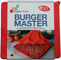 Burger Master Innovative Burger Press