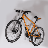 25° Bike Wall Rack