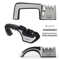 4 in 1 Diamond Coated Knife Sharpener