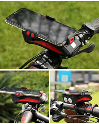 4 In 1 Bicycle Phone Holder