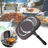 Grillmate Double Sided Grill Pan