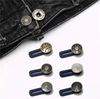 Retractable Jeans Button