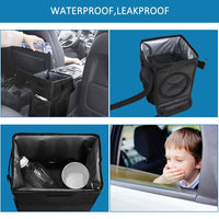 Waterproof Car Trash Bin